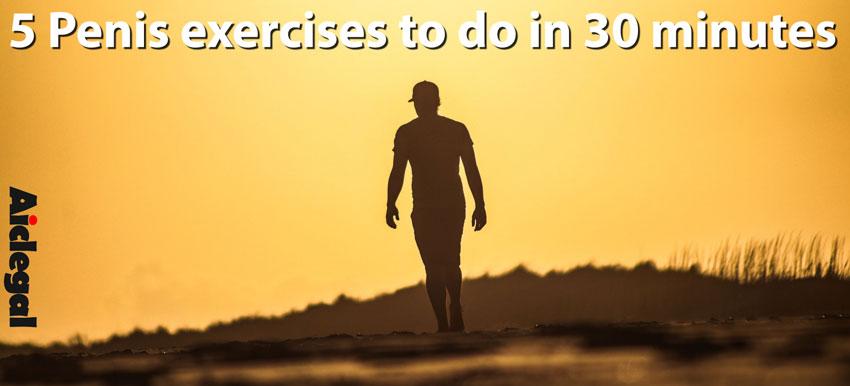 5 penis exercises