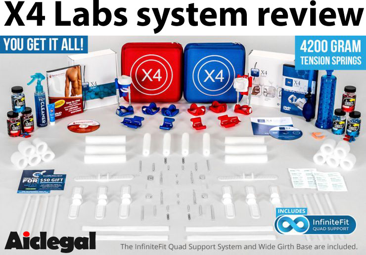 X4 Labs Extender System Review 2019