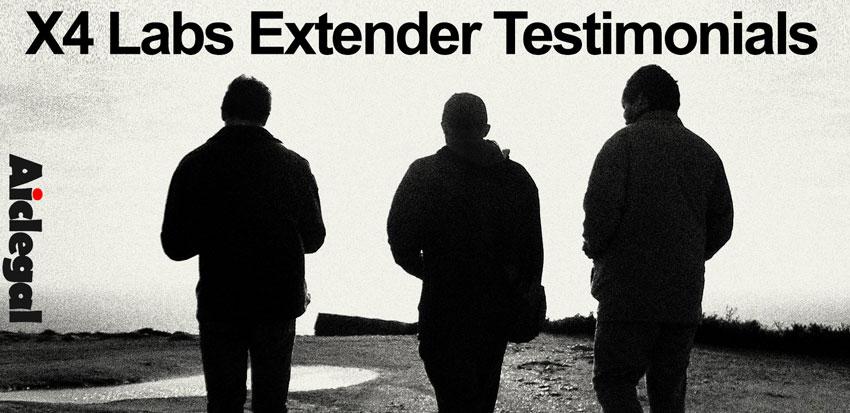 X4 labs extender testimonials