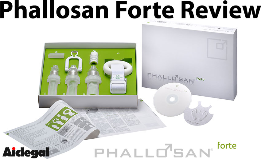 Phallosan Forte Review 2019 – The best extender money can buy