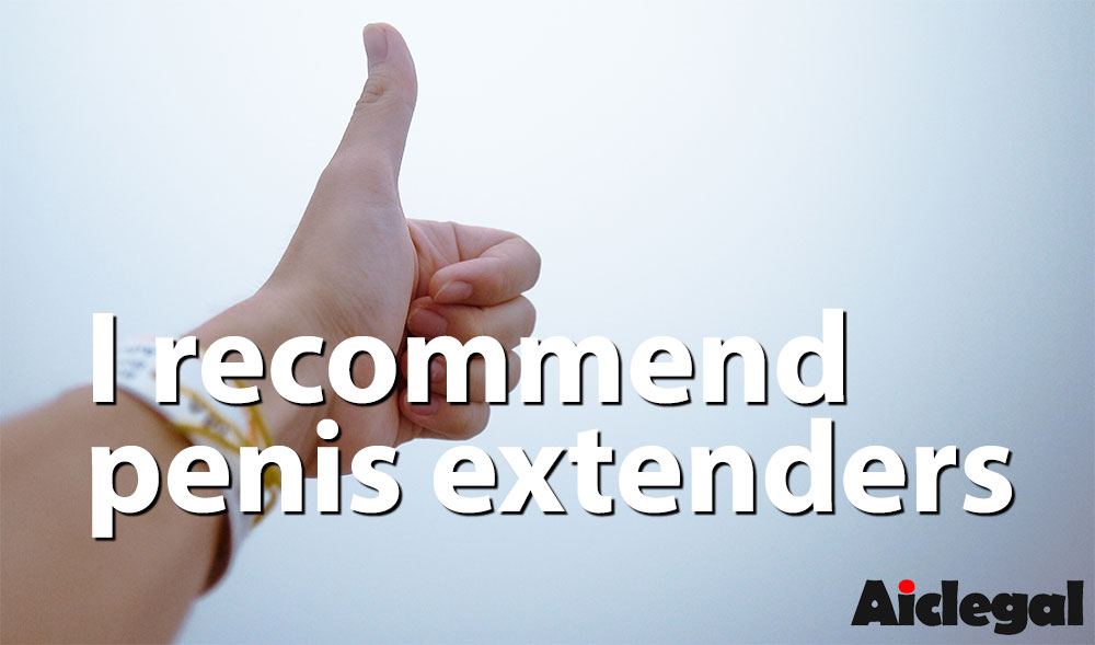 recommend penis extenders