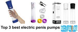 best electric penis pumps 2019