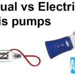 manual vs electric penis pump