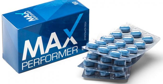Max performer pills