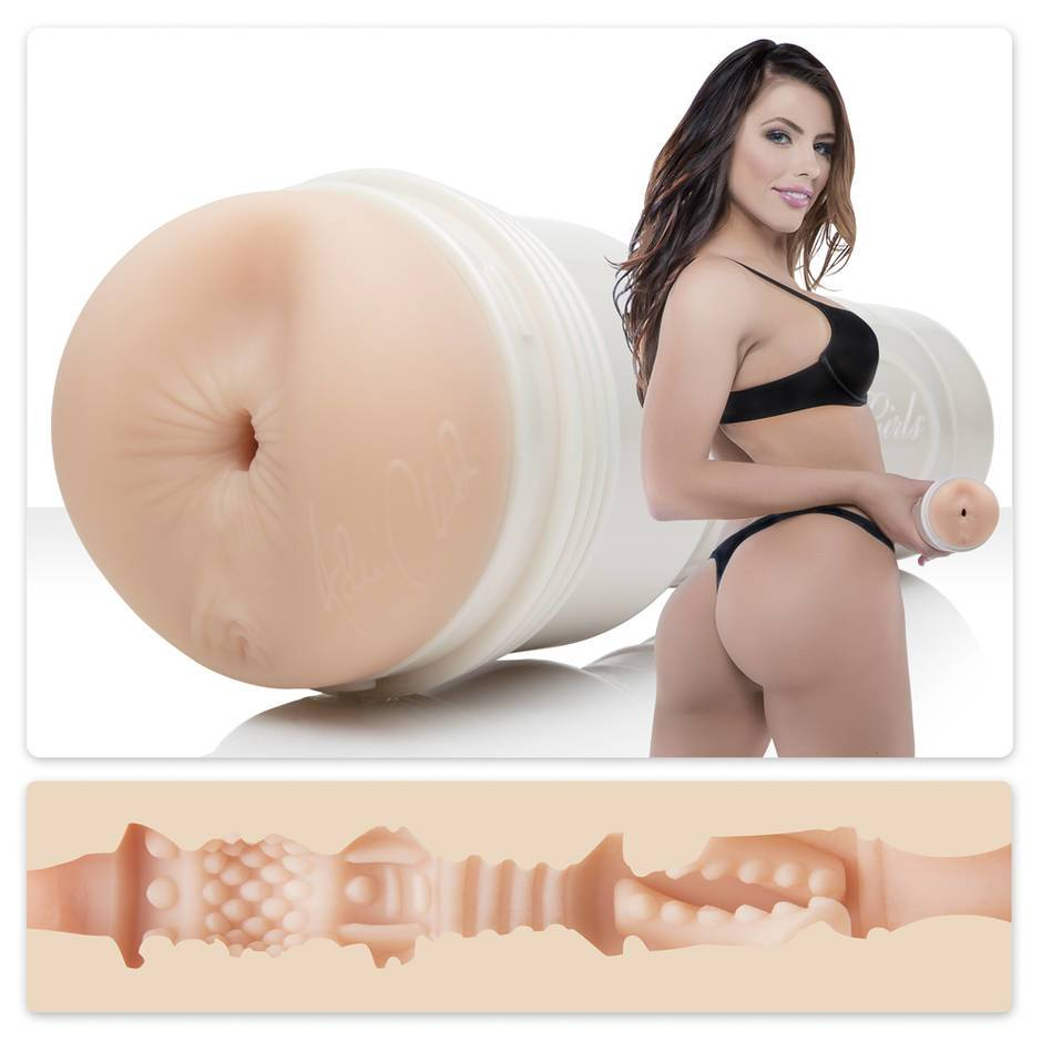 Adriana Chechik ass Fleshlight