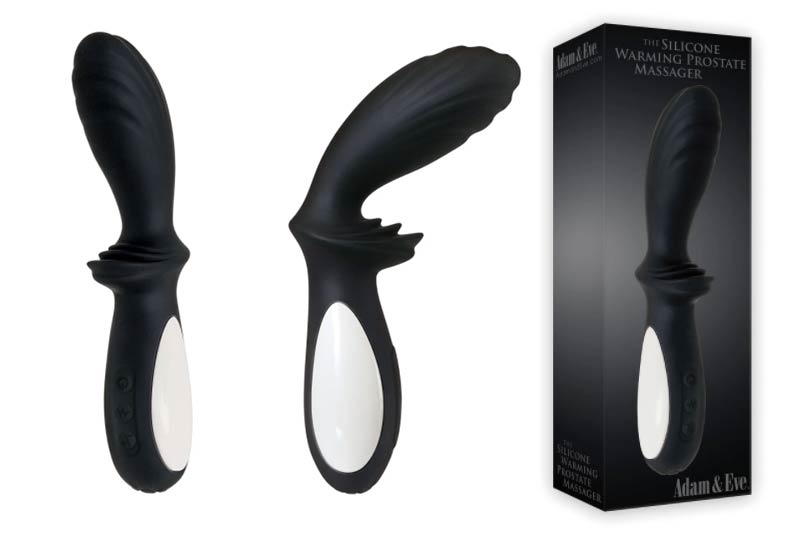 Adam & Eve Warming Prostate massager