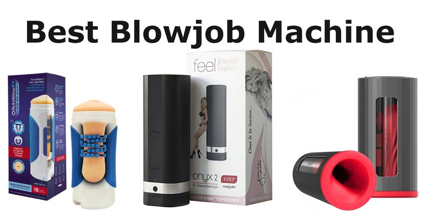 best blowjob machine