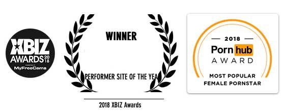Riley Reid porno awards