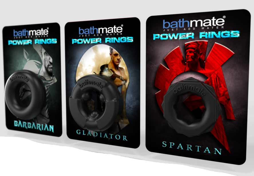 Bathmate Power Rings Group