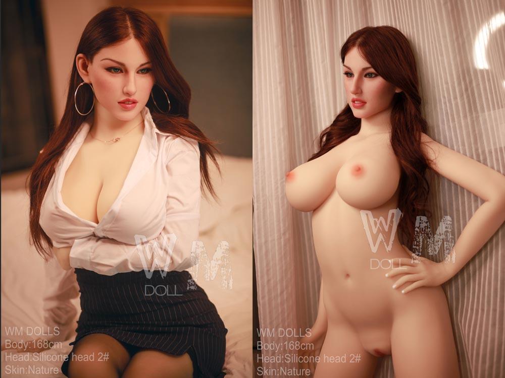 Katya silicone sex doll