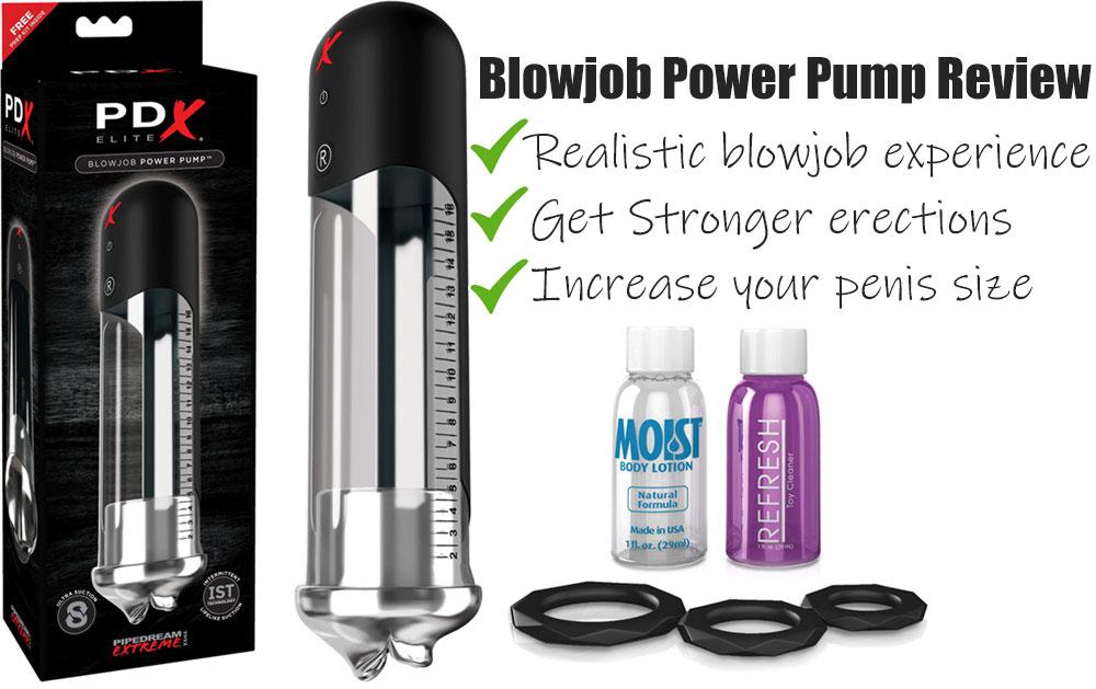 blowjob power pump info