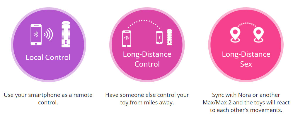 Lovense Max 2 long distance sex toy